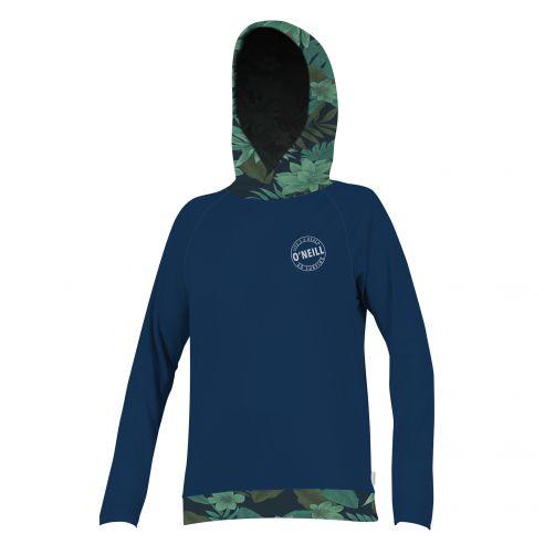 O'Neill---Women's-UV-hoodie---long-sleeve---multicolour