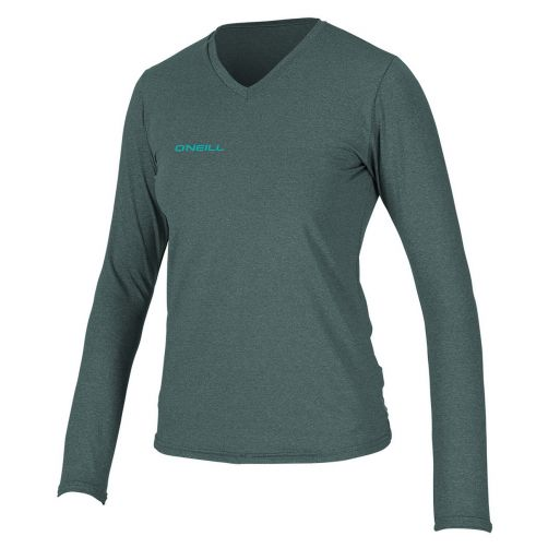 O'Neill---Women's-UV-swim-shirt---long-sleeved---eucalyptus-