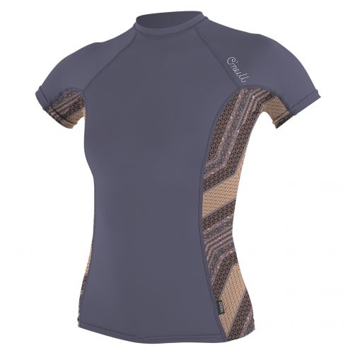 O'Neill---Women's-UV-swim-shirt-performance-fit---dusk/Aztec