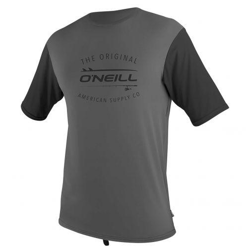 O'Neill---Men's-UV-shirt---Short-sleeves---Limited-24/7---Graphite