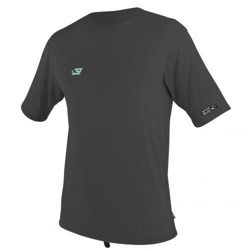 O'Neill - Kids' UV swim shirt short sleeved - midnightoil - Front