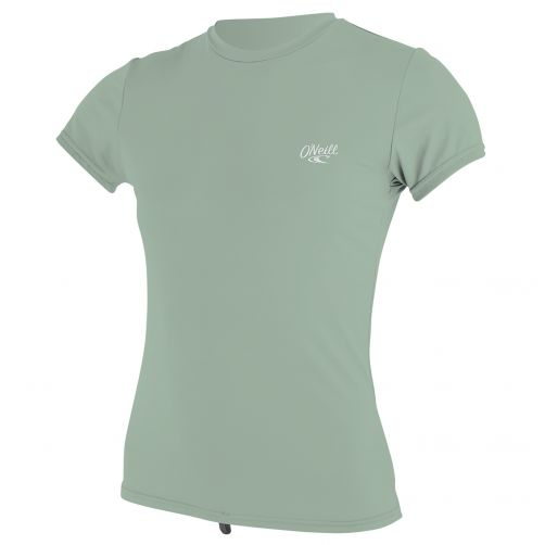 O'Neill---Women's-UV-swim-shirt---short-sleeved---fresh-mint