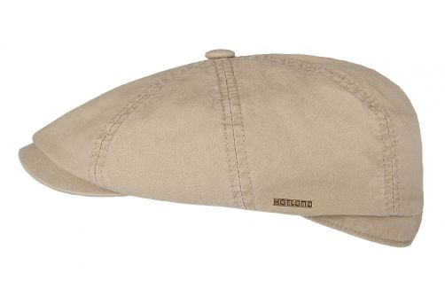 Hatland---UV-Ivy-cap-for-men---Wady---Beige