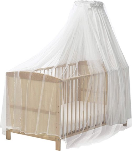 Playshoes---Mosquito-Net-for-Baby-Bed---White