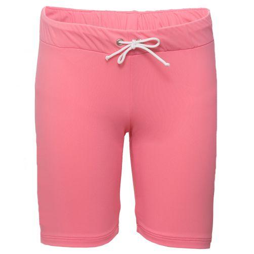 Petit Crabe - UV Swim short - Pink - Front