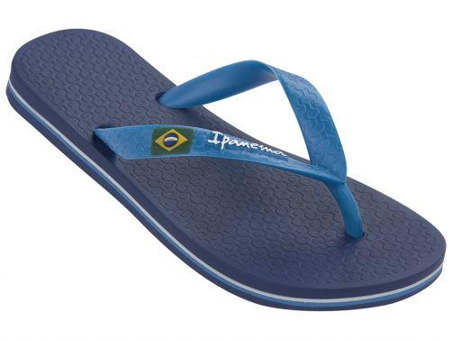 Ipanema - Flip-flops for boys - Classic Brasil - blue - Front
