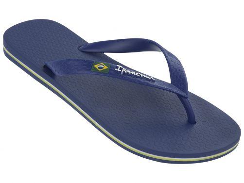 Ipanema - Flip-flops for men - Classic Brasil - blue - Front
