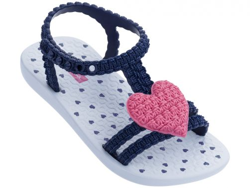 Ipanema - Sandals for babies - My First Ipanema - blue - Front