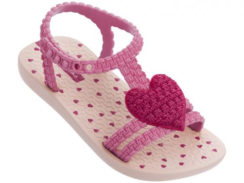 Ipanema - Sandals for babies - My First Ipanema - pink - Front