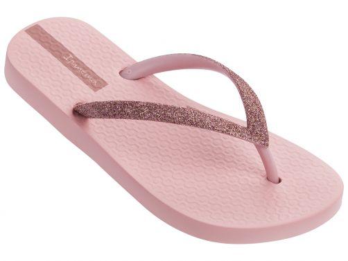 Ipanema - Flip-flops for girls - Lolita - pink / glitter - Front