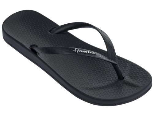 Ipanema - Flip-flops for women - Anatomic Tan Colors - black - Front