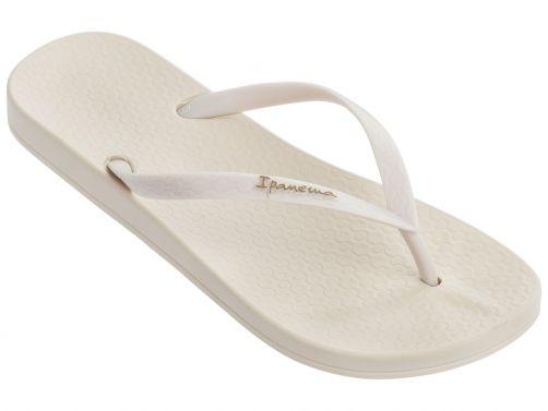 Ipanema - Flip-flops for women - Anatomic Tan Colors - beige - Front