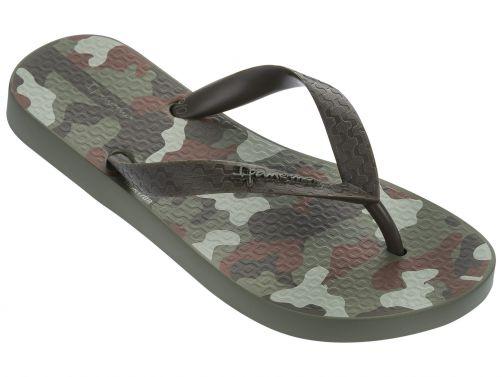 Ipanema - Flip-flops for boys - Classic VI Kids - green - Front