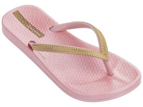 Ipanema - Flip-flops for girls - Mesh Kids - light pink - Front