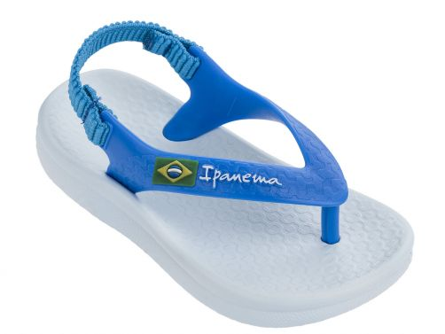 Ipanema - Sandals for babies - Anatomic Soft - blue - Front