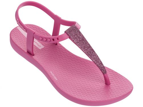 Ipanema - Sandals for girls - Charm - pink - Front