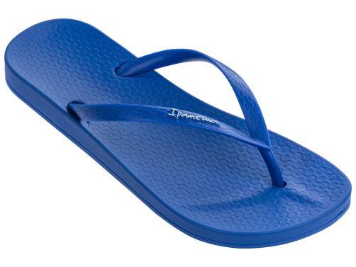 Ipanema - Flip-flops for women - Anatomic Tan Colors - blue - Front
