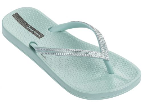 Ipanema - Flip-flops for girls - Mesh Kids - light blue - Front
