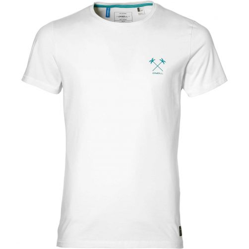 O'Neill---UV-shirt-for-men---Palms---Super-white
