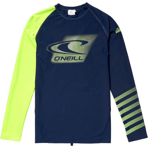 O'Neill - UV shirt for boys - Ink blue - Front