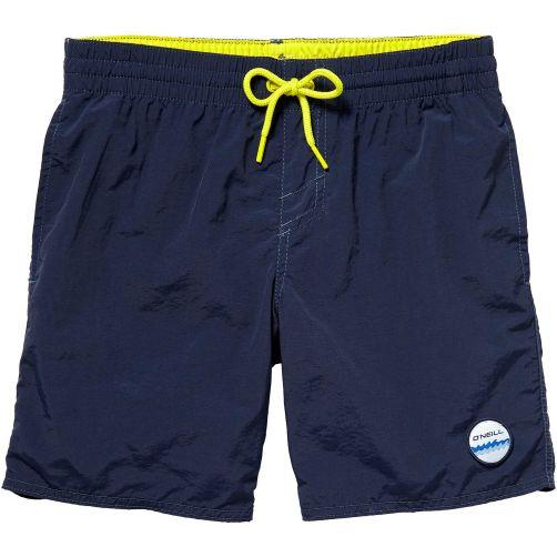 O'Neill - UV swimming trunks for boys - Vert - Ink blue - Front