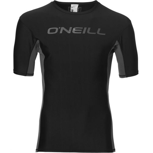 O'Neill - UV swim shirt for men - Springs - Black out - Front