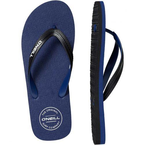 O'Neill - Flip-flops for men - Friction - Atlantic blue - Front