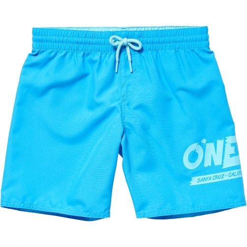 O'Neill - UV swimming trunks for boys - Surf Cruz - Dresden blue - Front