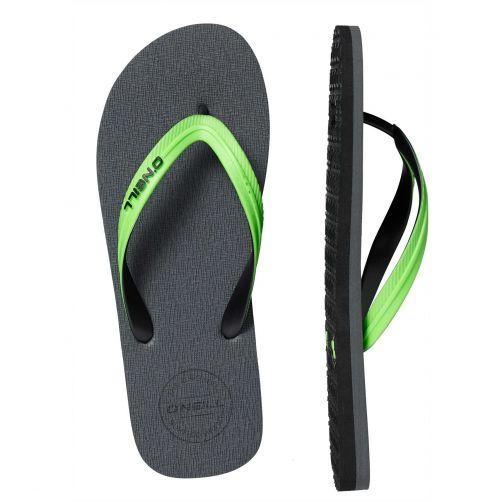 O'Neill - Flip-flops for men - Friction - Castle rock grey - Front