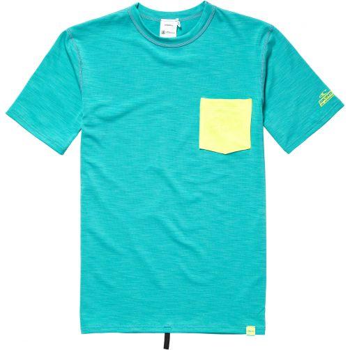 O'Neill - UV shirt for boys - Veridian green - Front