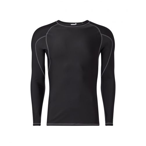 O'Neill---Men's-long-sleeve-UV-Shirt---Black