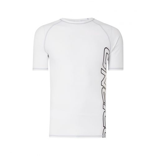 O'Neill---UV-Shirt-for-Men---Short-Sleeve---White