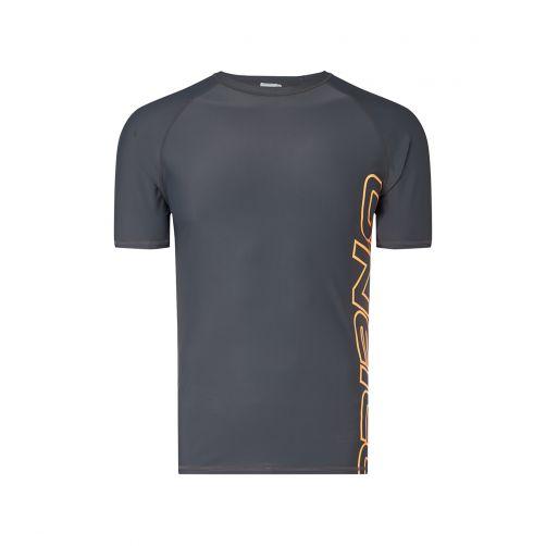 O'Neill---Men's-UV-Shirt---Short-Sleeve---Dark-Grey