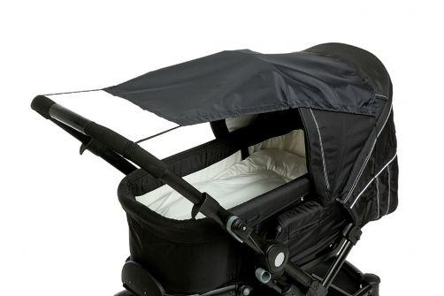 Altabebe---Universal-UV-sun-screen-for-strollers---Black