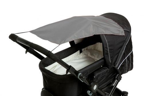 Altabebe---Universal-UV-sun-screen-for-strollers---Dark-grey