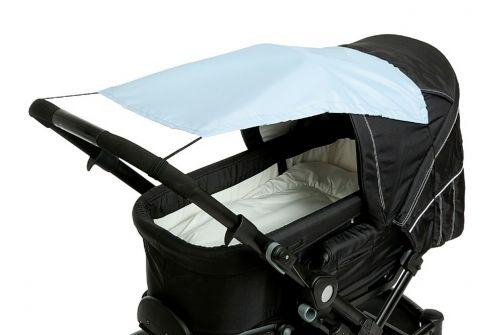 Altabebe---Universal-UV-sun-screen-for-strollers---Rose