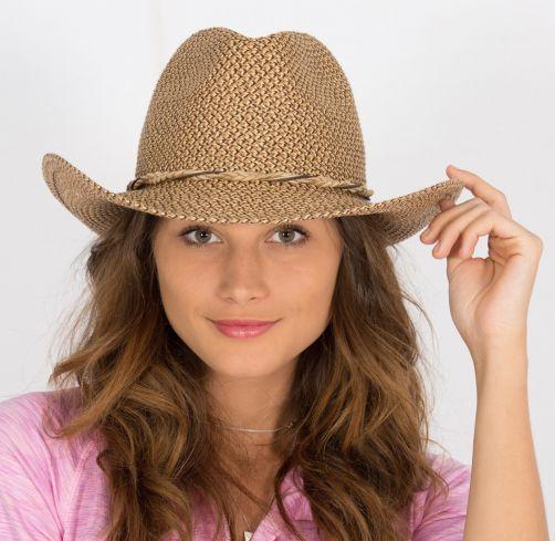 Rigon---UV-cowboy-hat-for-women---Byron---Chocolate