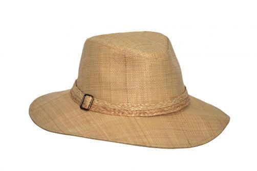 Rigon---UV-fedora-hat-for-women---Kakkadu---Natural-raffia