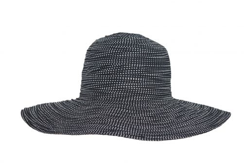 Rigon---UV-Floppy-hat-for-women---Black