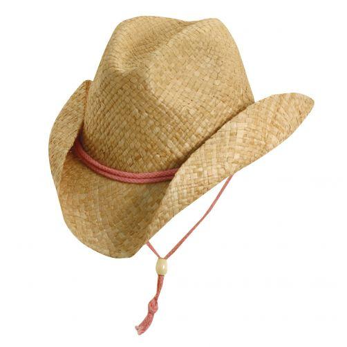 Scala---UV-western-hat-for-Kids---Pink