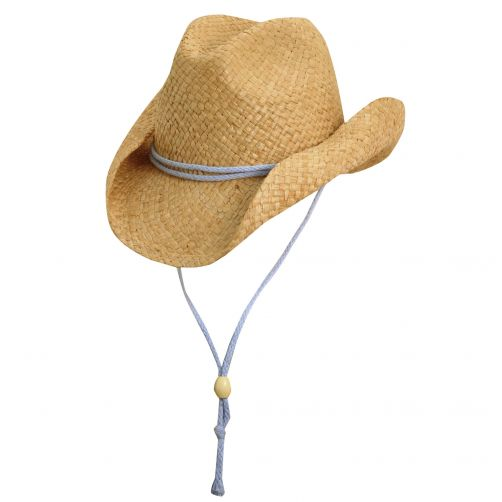 Scala---UV-western-hat-for-Kids---Periwinkle
