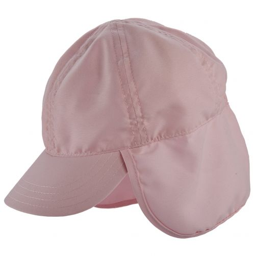 Scala---UV-flap-cap-for-Kids---Pink