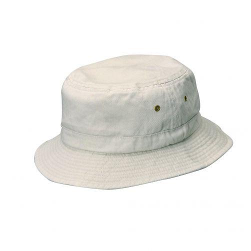 Scala---UV-bucket-hat-for-Kids---Putty