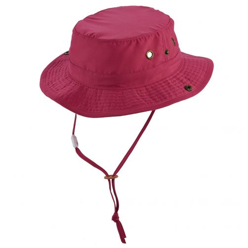 Scala---UV-boonie-hat-for-Kids---Fuchsia