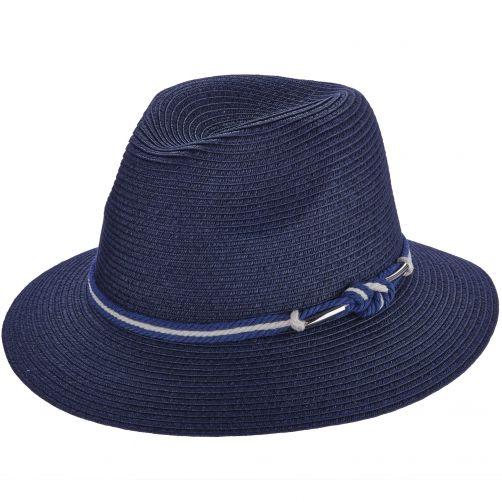 Callanan---UV-safari-hat-for-women---Navy