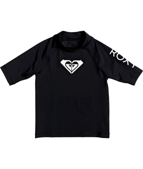 Roxy---UV-Swim-shirt-for-little-girls---Whole-Hearted---Anthracite