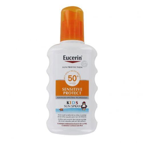 Eucerin---UV-sun-spray-for-children---Sensitive-protect-SPF50+