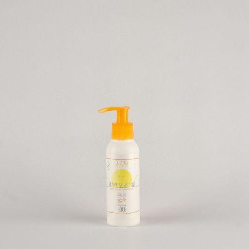 Happy Sunshine - Sunscreen SPF50+ - 100 ml - Front