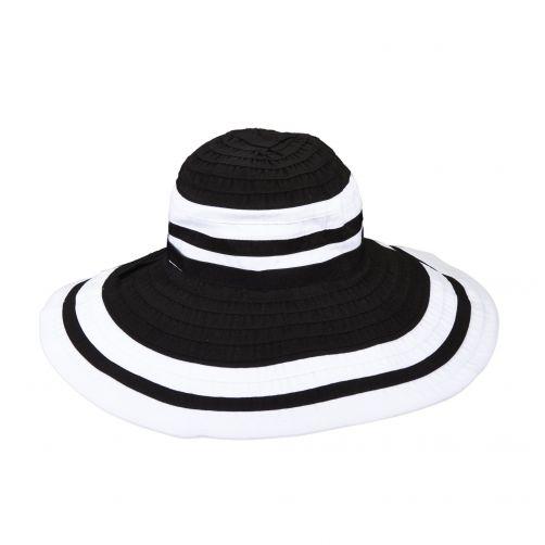 Scala---UV-hat-for-women---Black-