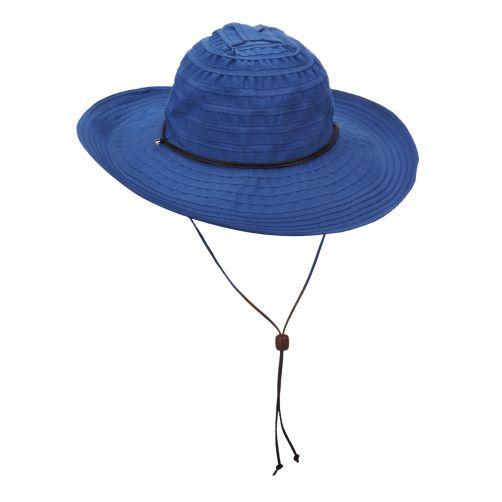 Scala---UV-hat-for-women---Denim